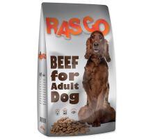 RASCO Dog hovězí 10kg VÝPREDAJ