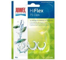 Náhradné úchytka JUWEL na reflektor HiFlex plastová T5 4ks